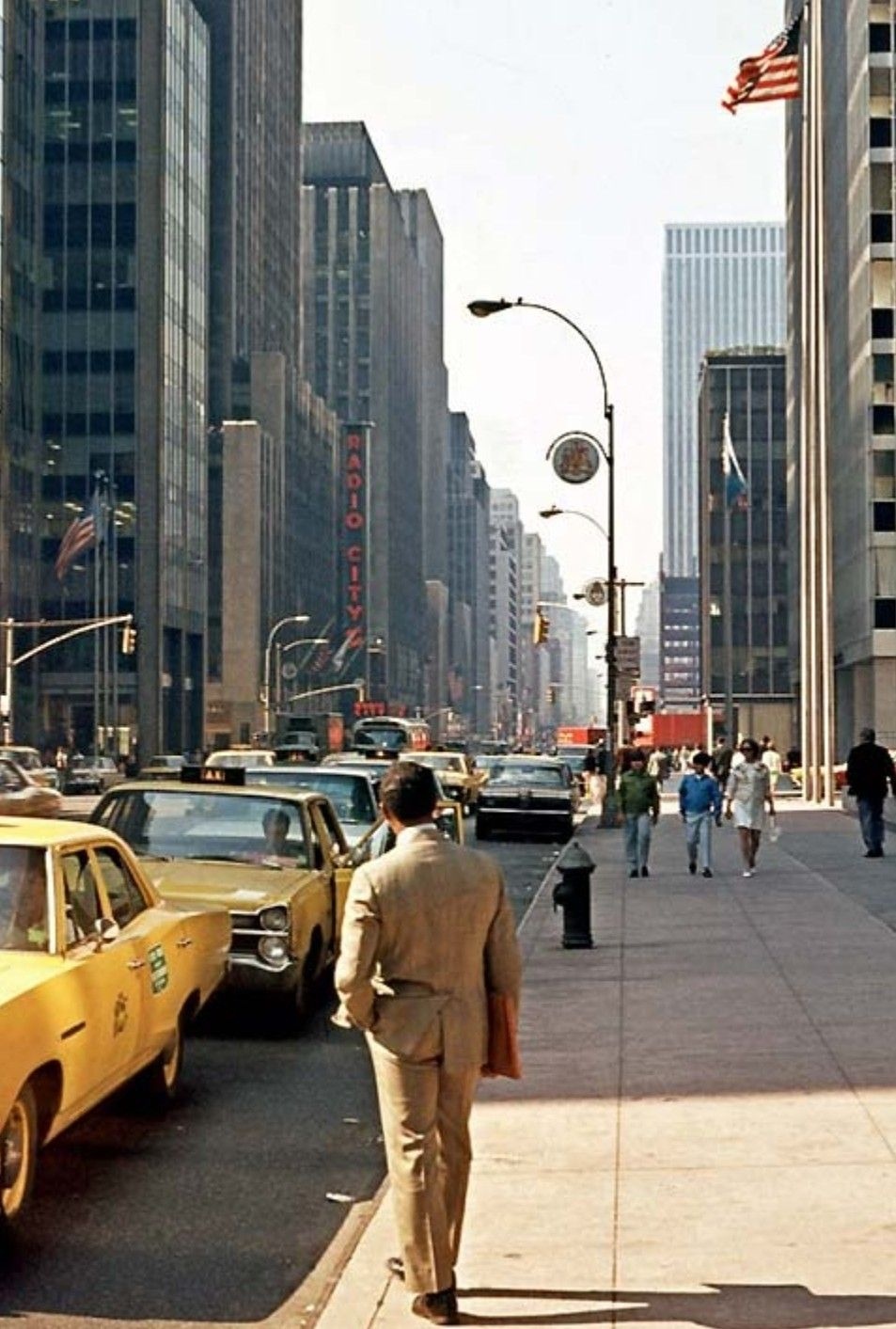 New York 1971 Nycvintage Nyc In 2019 Vintage New York New York