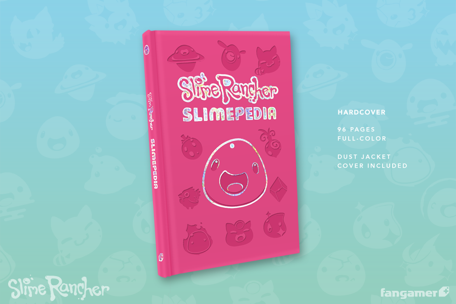 Slime Rancher Slimepedia Guidebook | games | Slime, Ranch