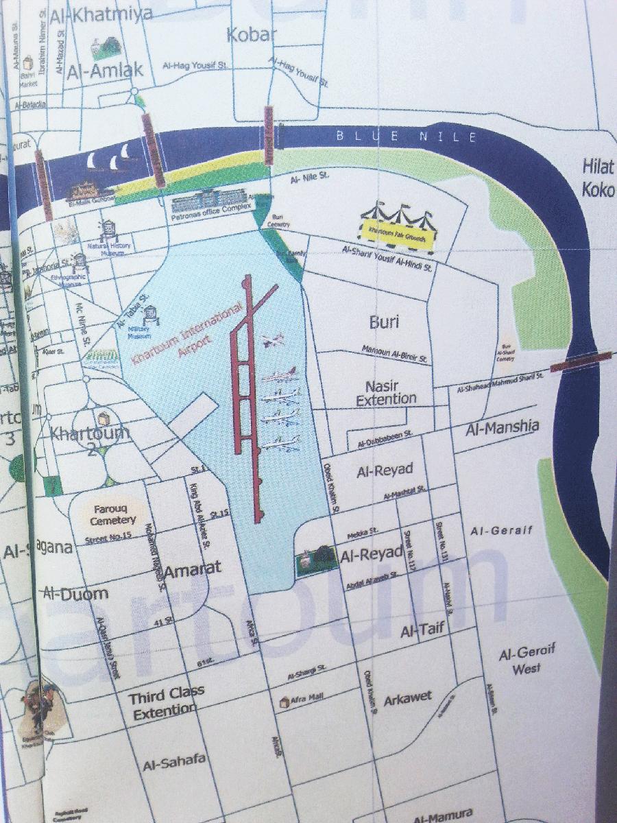 Khartoum City Map for Easier Orientation   sudan   Map, City, Easy on damascus map, lake victoria map, casablanca map, tripoli map, kinshasa map, jerusalem map, cairo map, amman map, meroe map, monrovia map, windhoek map, juba map, bujumbura map, addis ababa map, yerevan map, nairobi map, asmara eritrea map, riyadh map, pretoria map, brazzaville map,