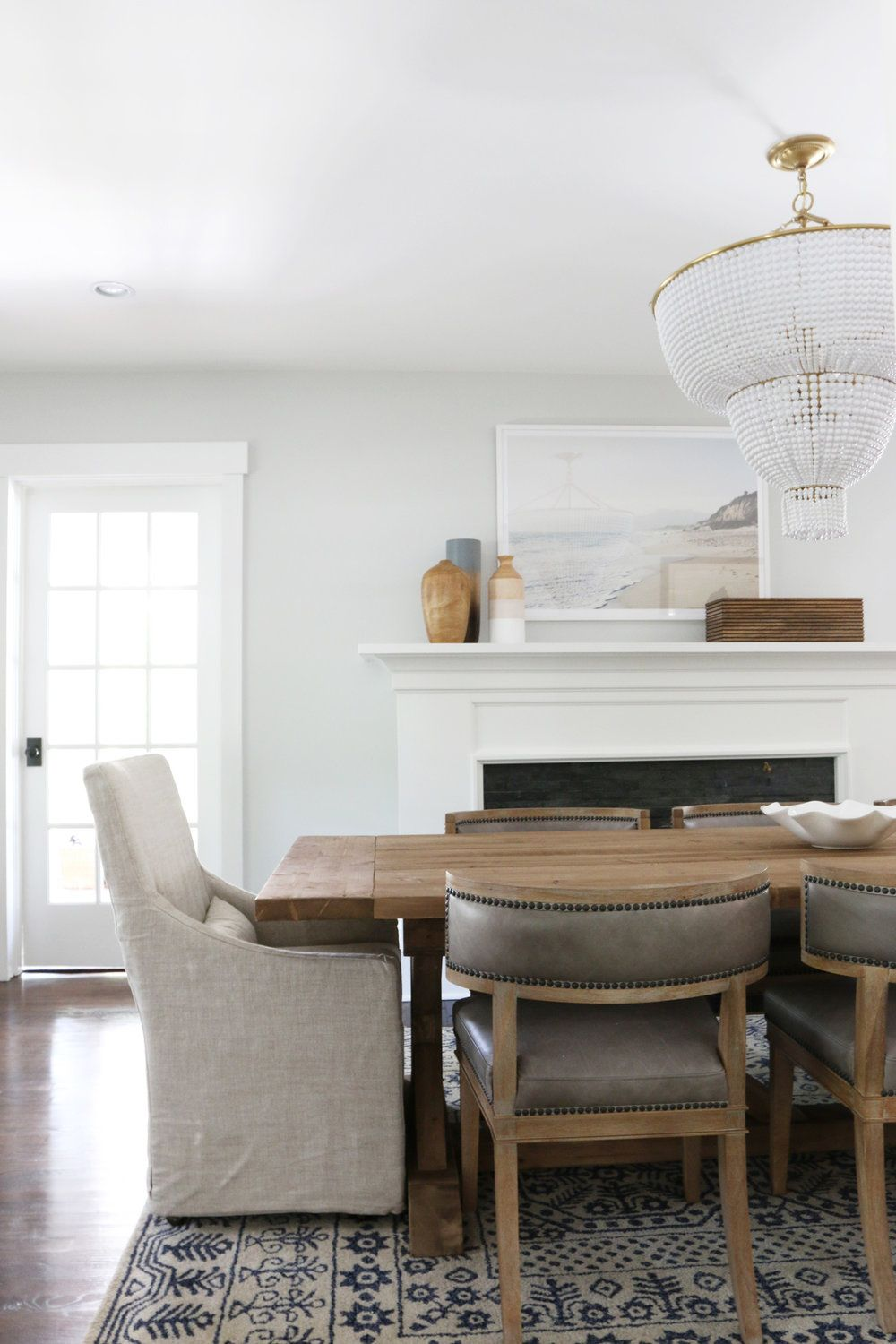 Haddonfield Project Dining + Living Room + Kitchen
