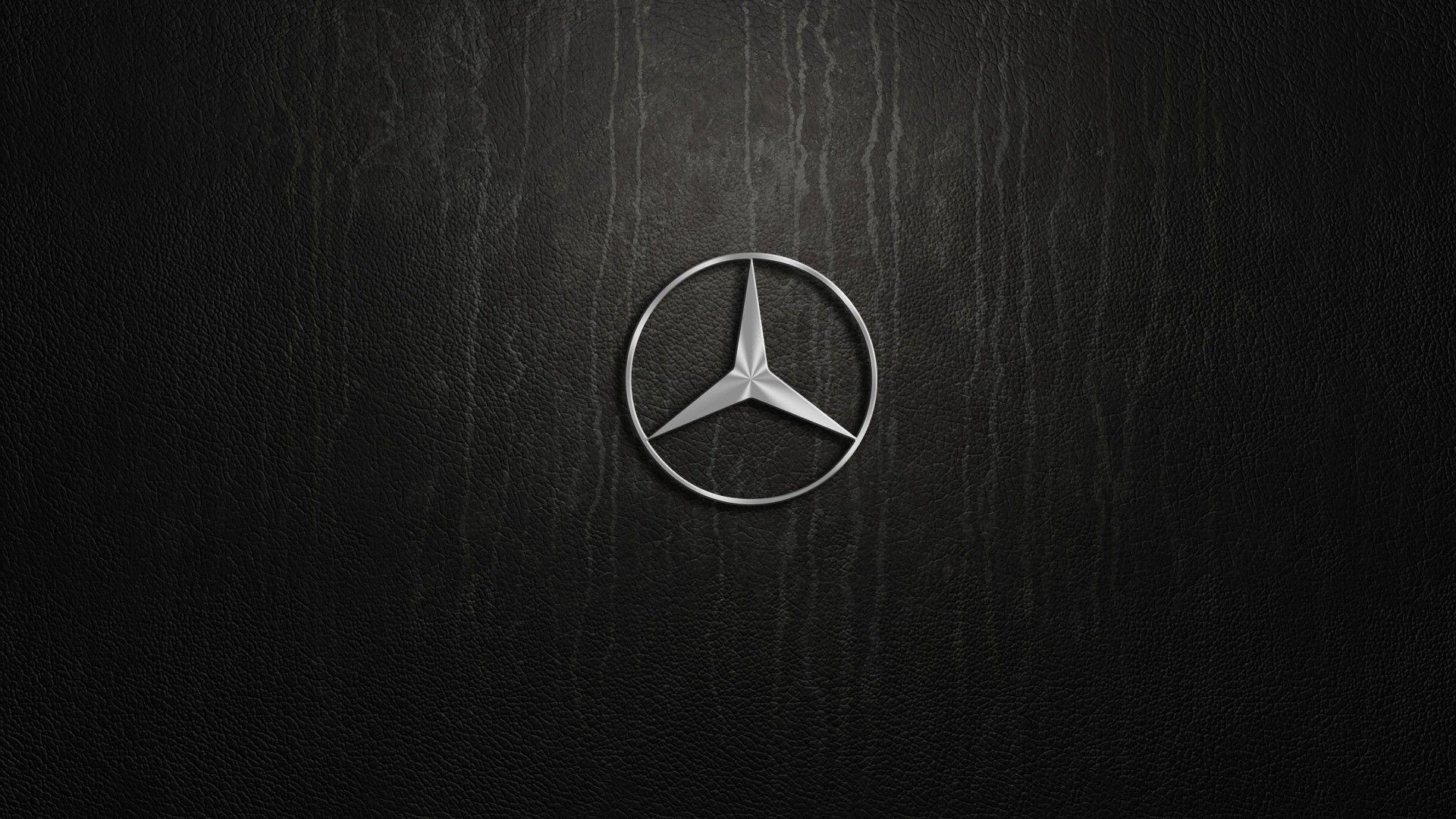 Luxury Mercedes Benz Logo Wallpaper Hd Di 2020 Dengan Gambar