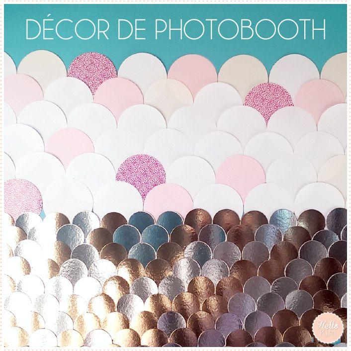 diy d anniversaire comment faire un d cor de fond pour un photobooth parties pour les. Black Bedroom Furniture Sets. Home Design Ideas