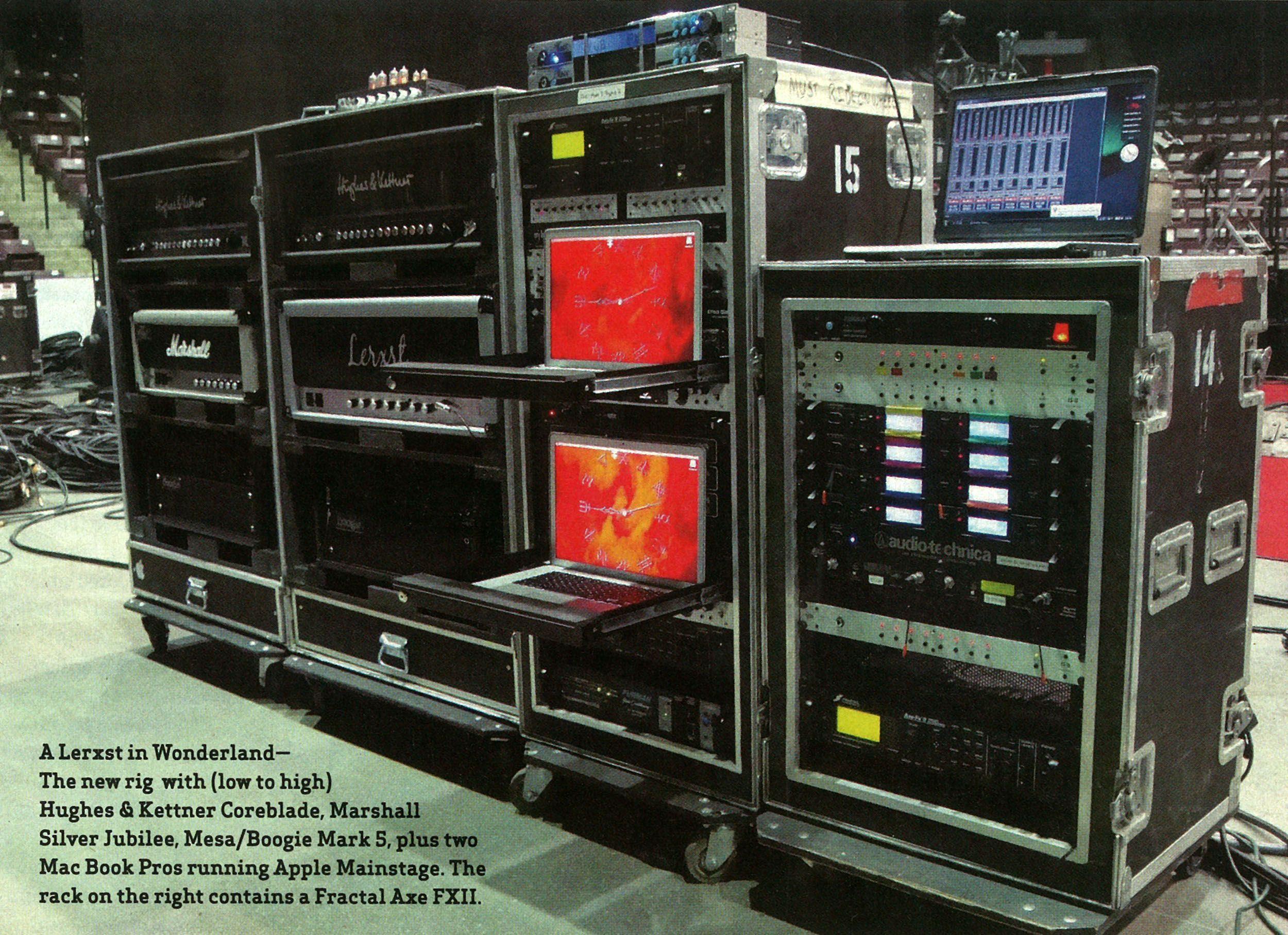 alex lifeson guitar rig amplifiers guitar rig bass amps alex lifeson. Black Bedroom Furniture Sets. Home Design Ideas