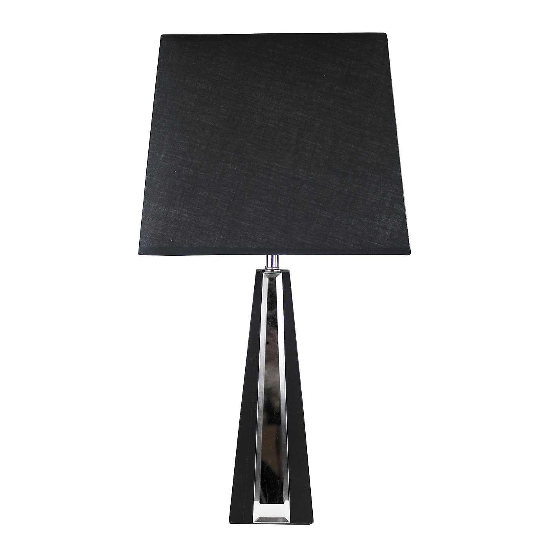 Pyramid Mirror Table Lamp Dunelm Mirror table lamp