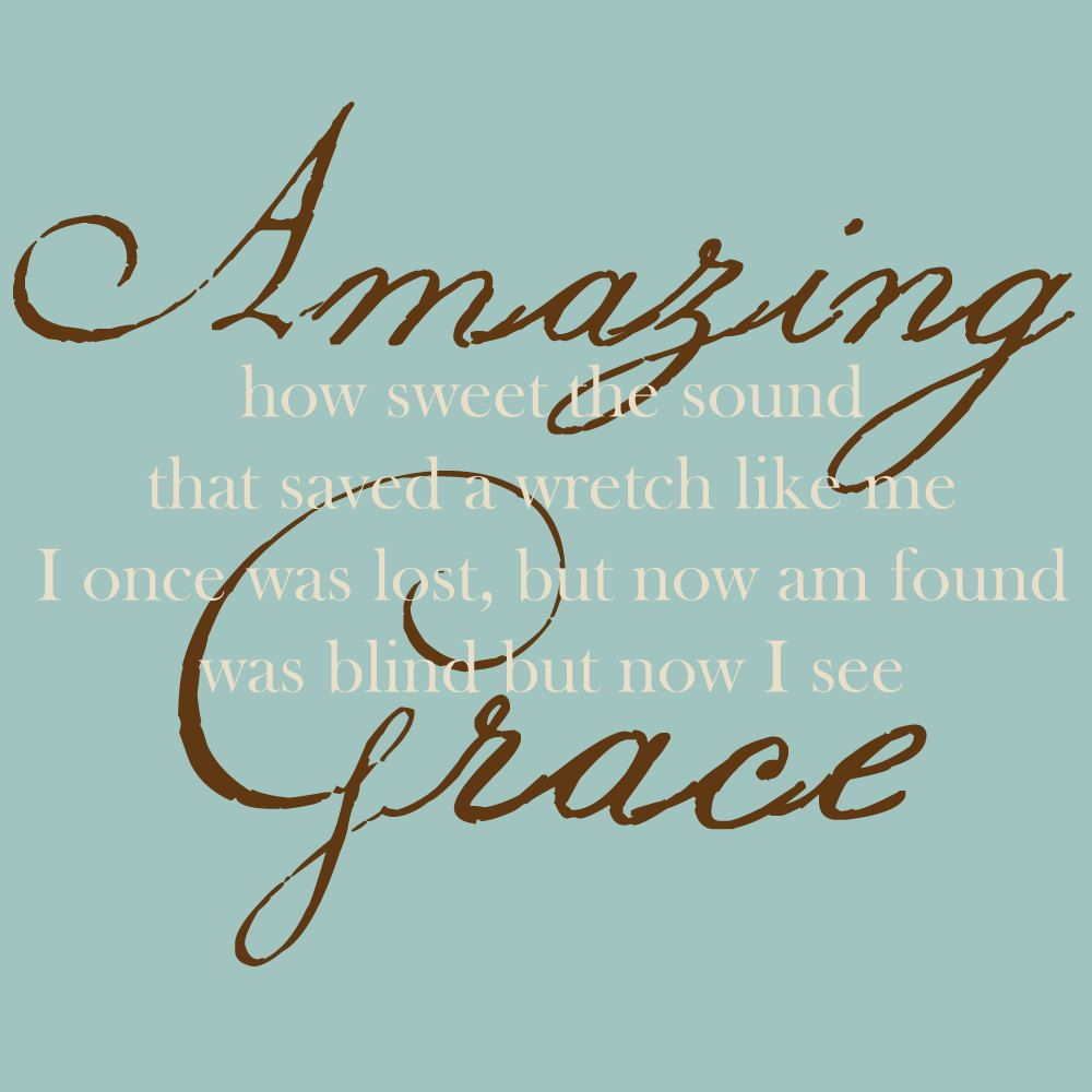 Amazing Grace: Amazing Grace Pictures For The Wall