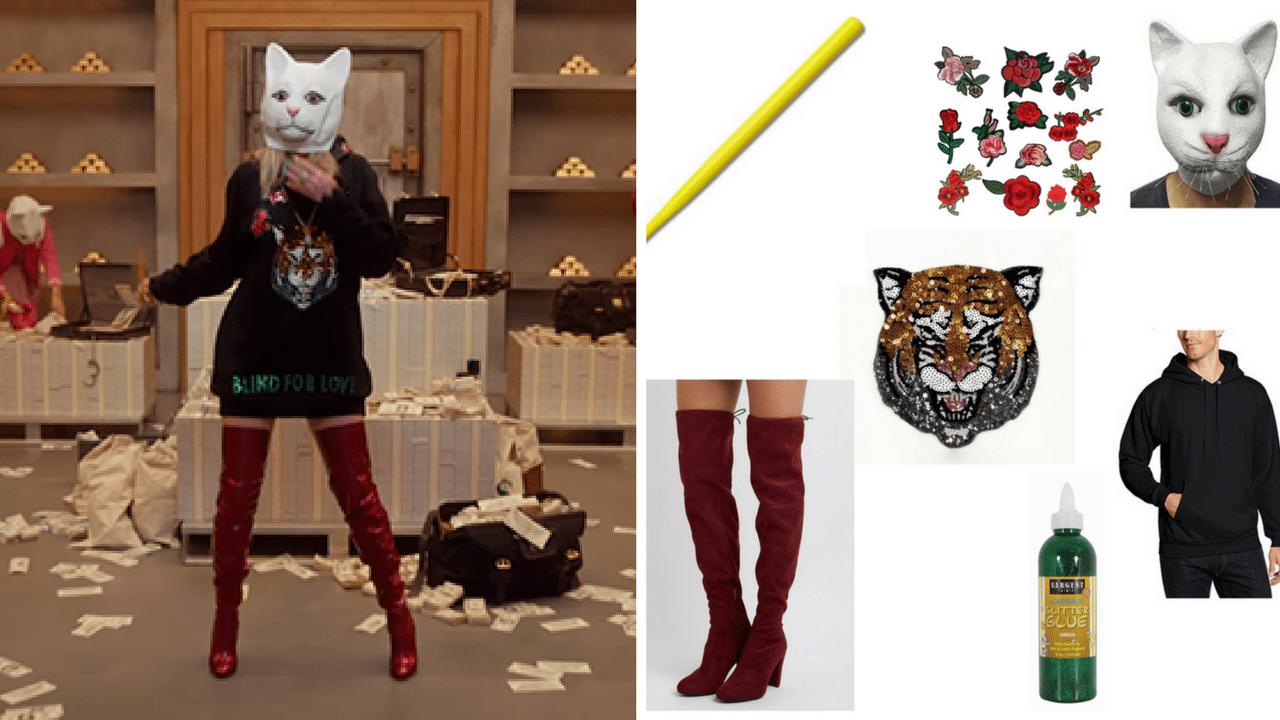 e691b1d8541c67 9 Look What You Made Me Do Taylor Swift DIY Halloween Costumes Vault Cat  Burglar via Charleston Crafted