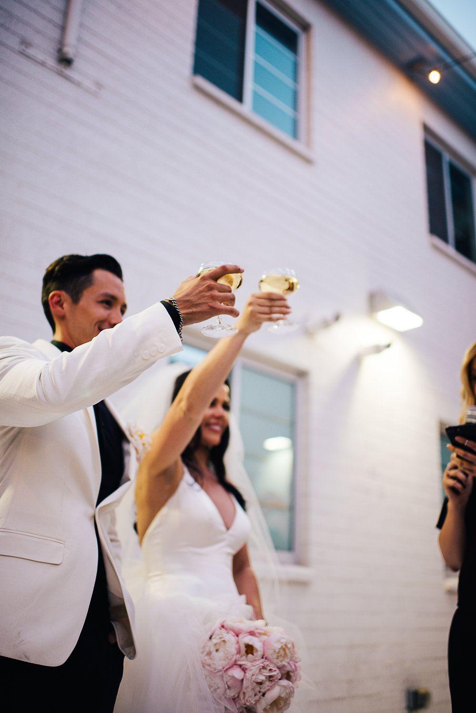Las Vegas Wedding At The Venue Dtlv Fremont St Carson S