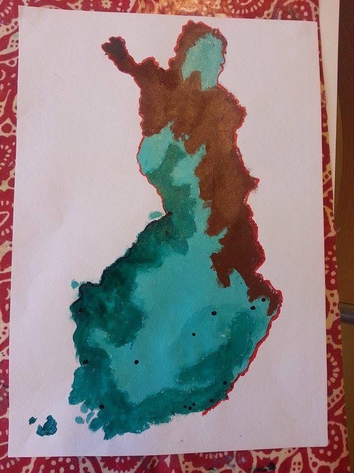 Suomen kartta II