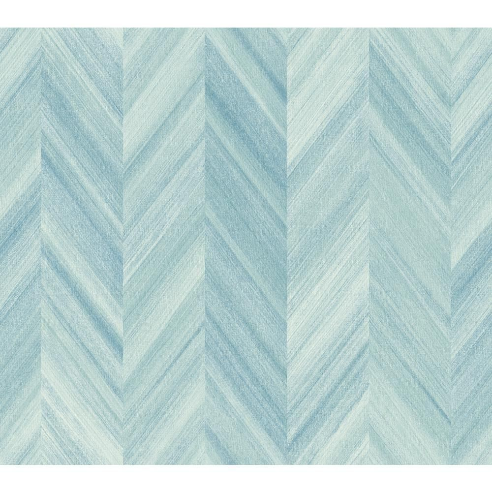 Geluiddempend Behang Ashford Geometrics Gradient Chevron Wallpaper Variations Of Blue