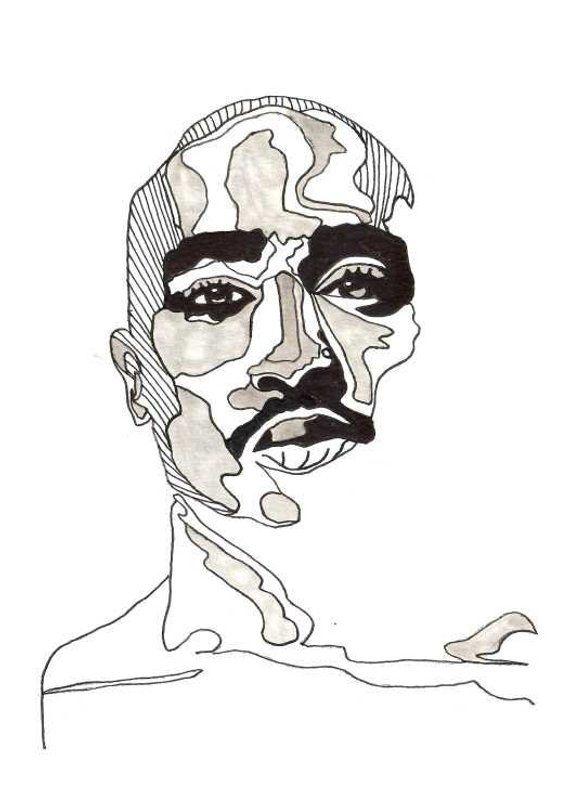 photo relating to Printable Art Prints identify Black White 2Pac Poster, Tupac Print, First Artwork