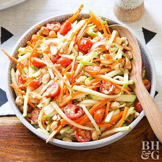 Food Recipes, Fresh Salad