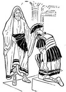 Jesus Heals The Centurion S Servant Activity Yahoo Image