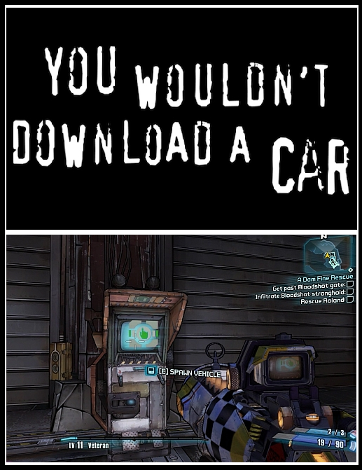 Borderlands defies everything I've ever thought possible