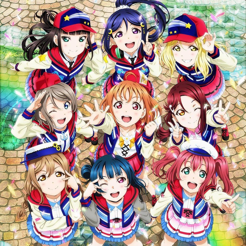 剧场版 LoveLive!Sunshine!! The School Idol Movie Over the