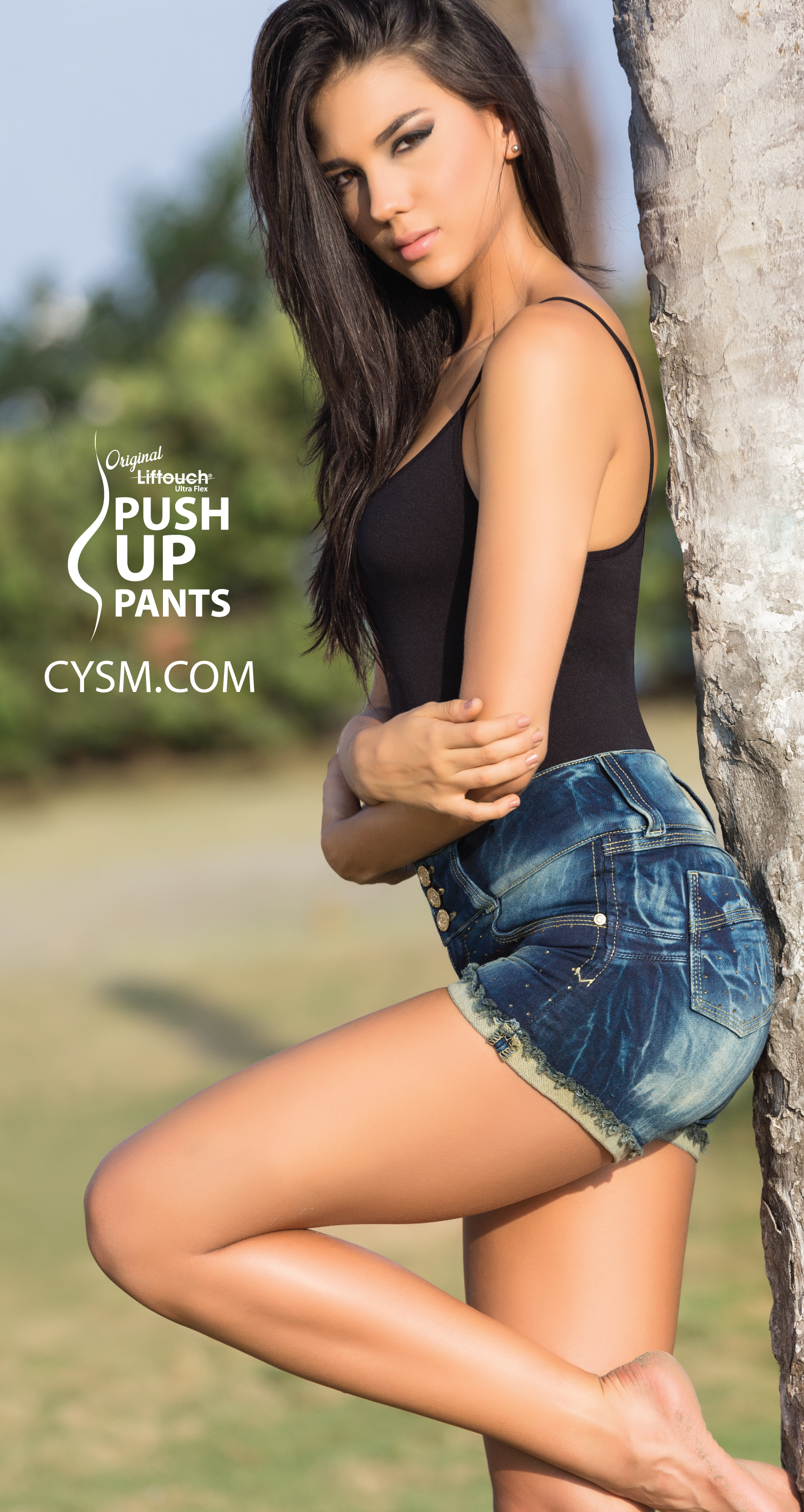 Yes, it's a #PushUp #SHORT :D #CYSM the best #Colombian products #Fashion #Denim…