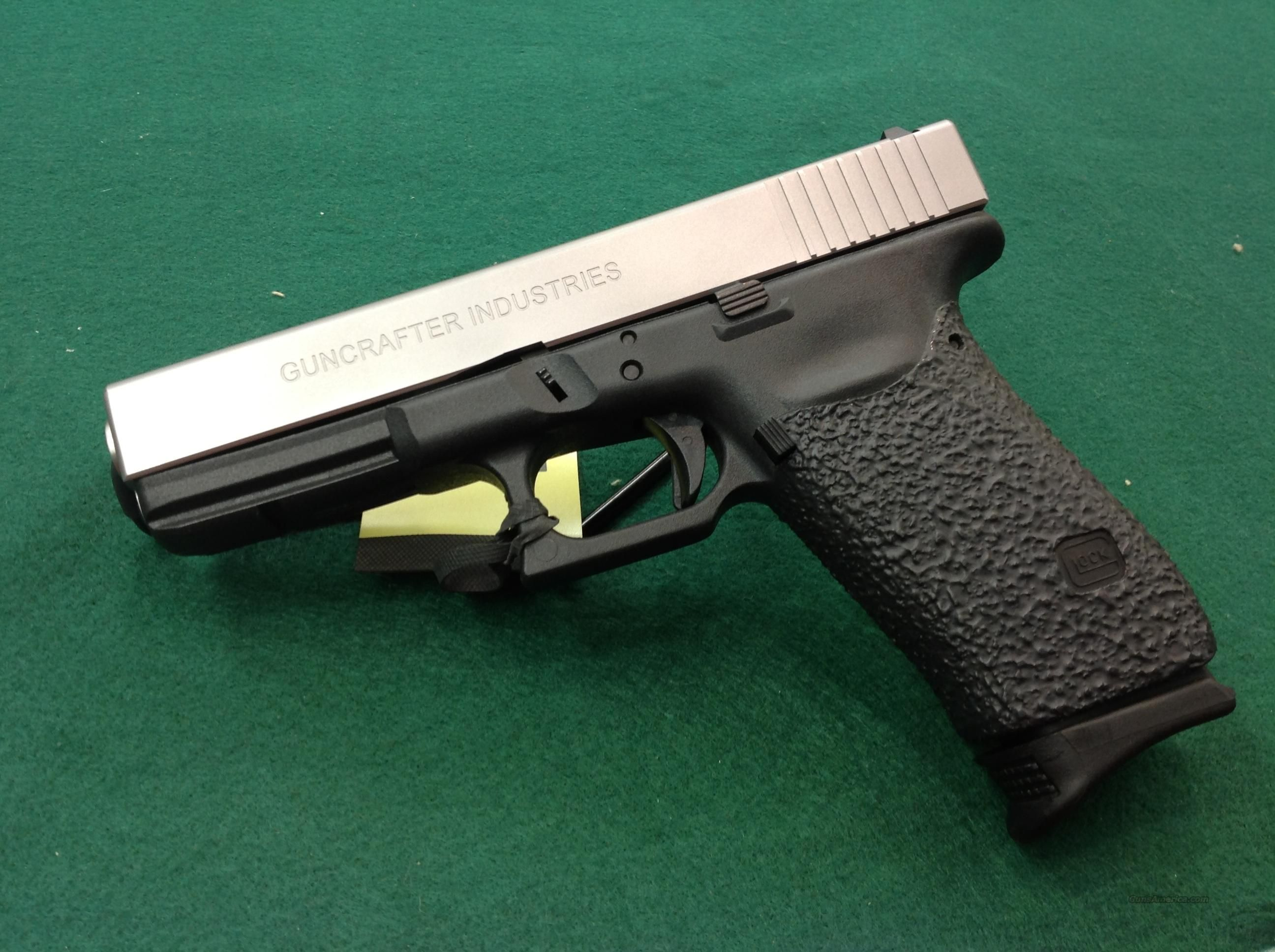 Glock 21 Conversion to 50 Cal Find our speedloader now! http://www ...