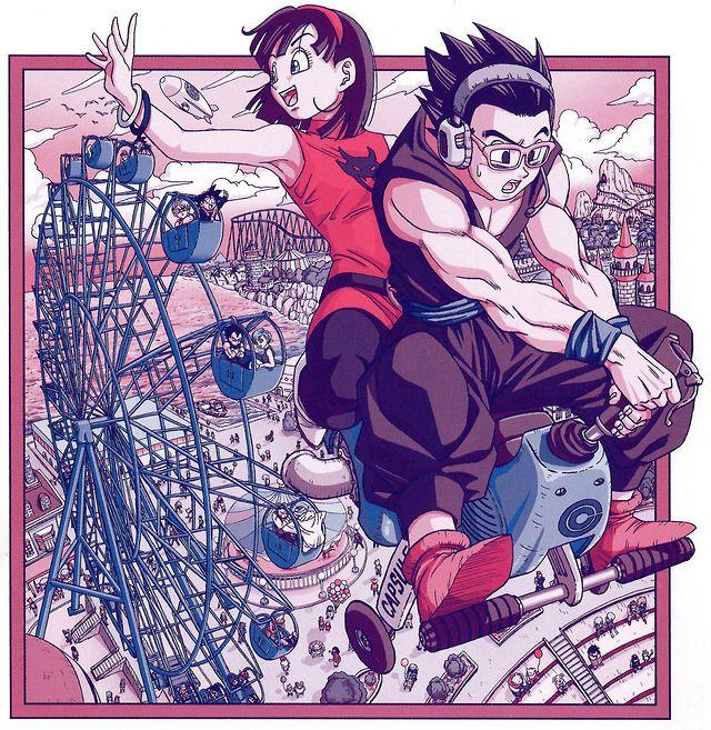Dragon Ball Super Manga 8: DragonBall Super Tome 8