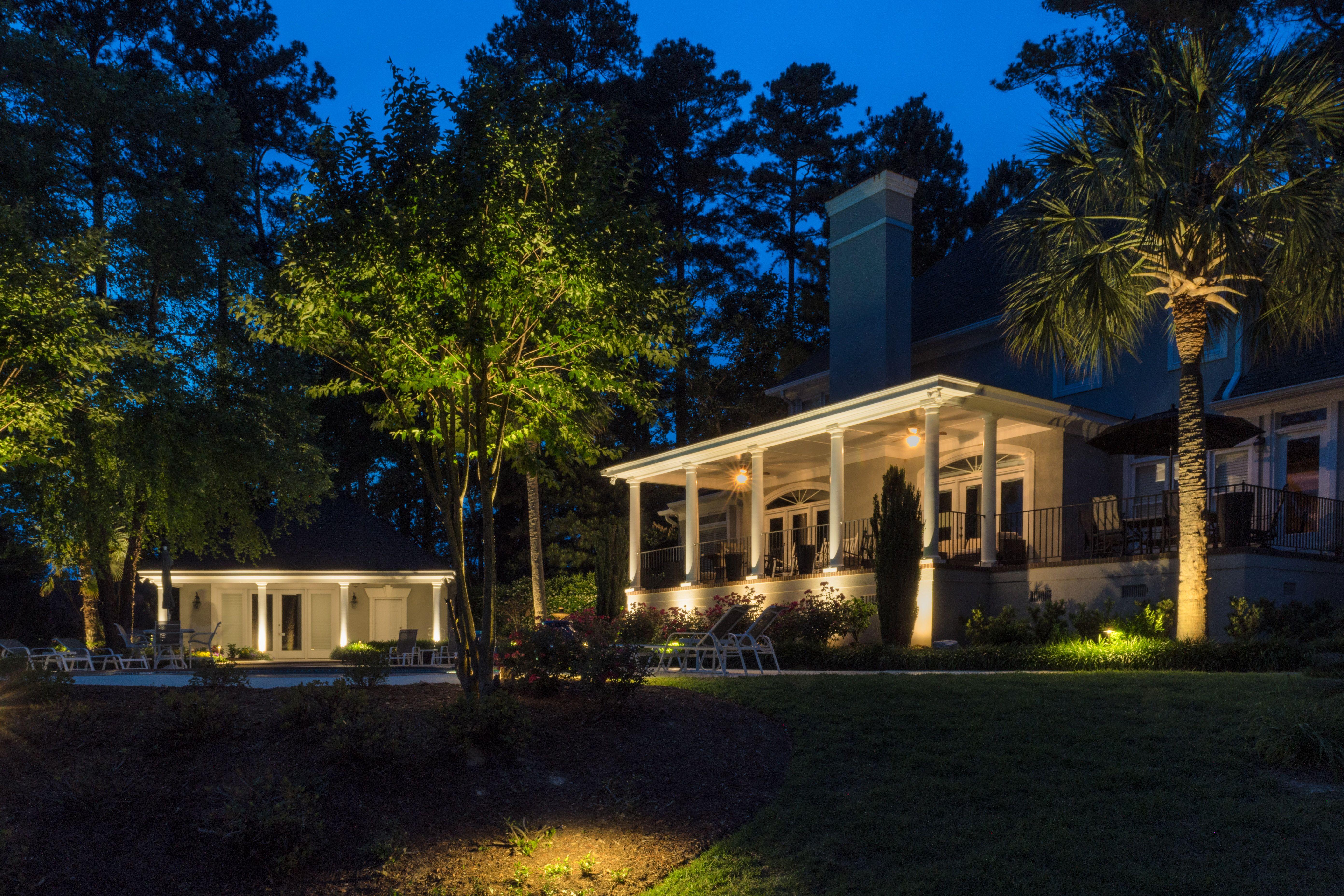 outdoor lighting perspective. Spot Lights, Outdoor Living Spaces, Lighting, Perspective, Florida Houses, Porches Lighting Perspective I