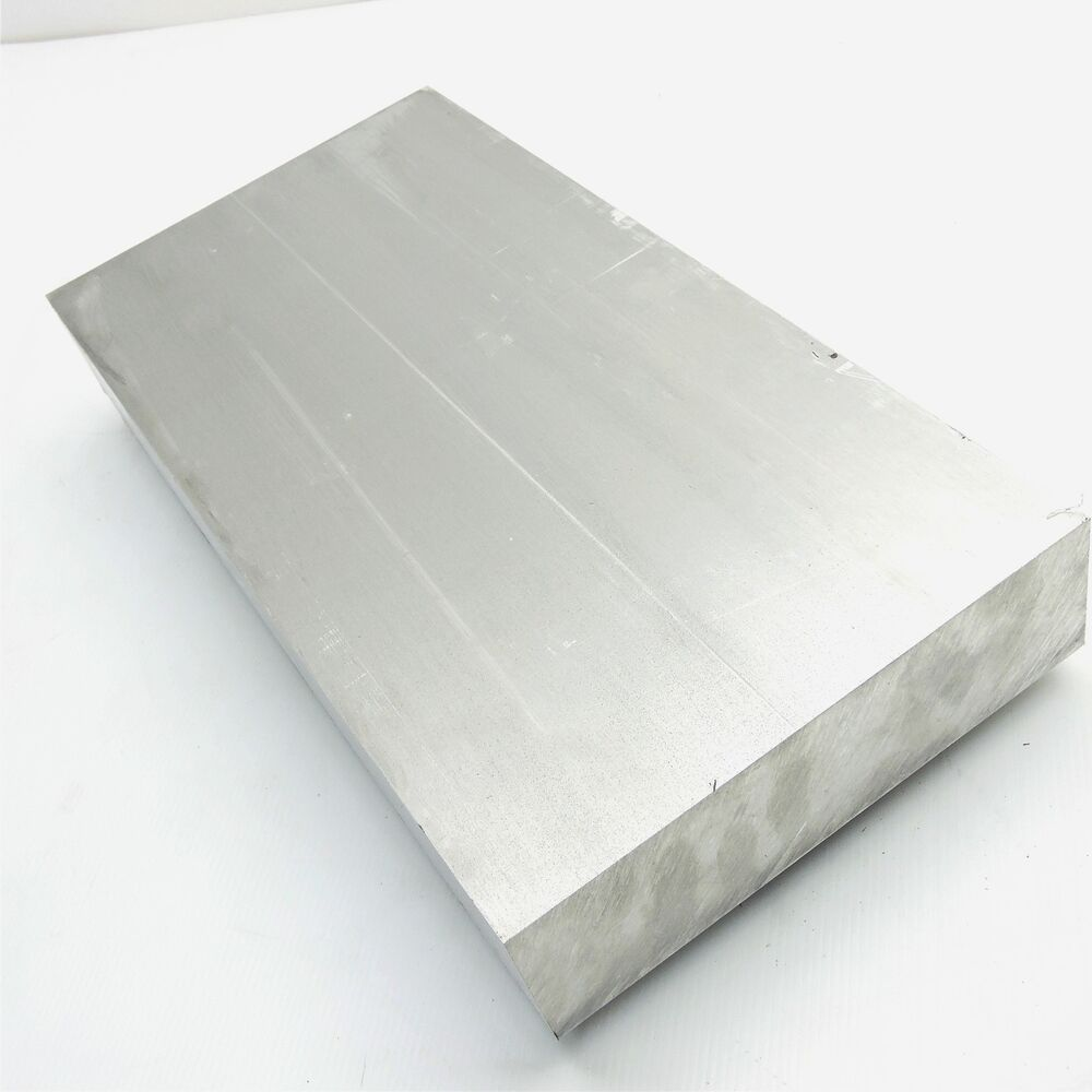 Sponsored Ebay 2 25 Thick 2 1 4 Aluminum 6061 Plate 8 X 17 125 Long Sku 137254 Aluminum Plates Diamond Plate