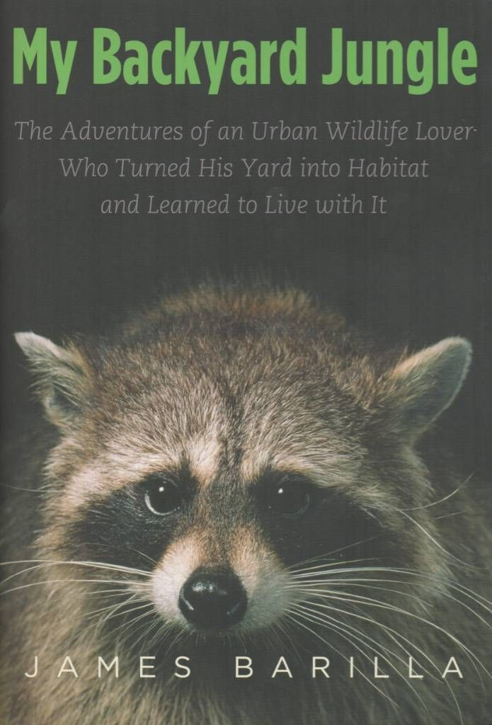 This book review looks at the adventures of a guy who decides to make his backyard into a haven for wildlife, then tries to keep the birds and squirrels from eating the fruit from his trees. A fun read.