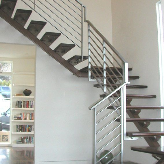 Best Nautical Indoor Railings And Banisters This Sleek 400 x 300