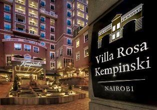 Villa Rosa Kempinski Villa Rosa Nairobi Villa