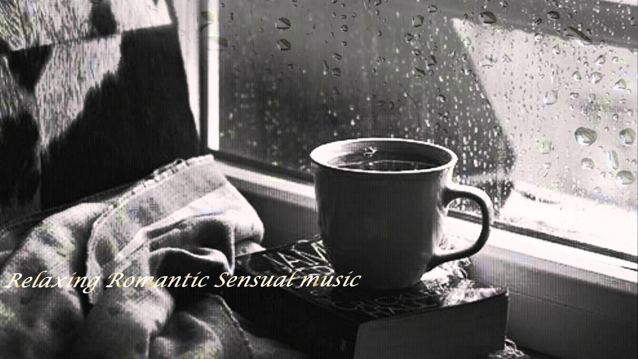 RAIN, FRAGRANCE COFFEE, FIREPLACE/ JAZZ IN CITY- ANTY STRESS ...