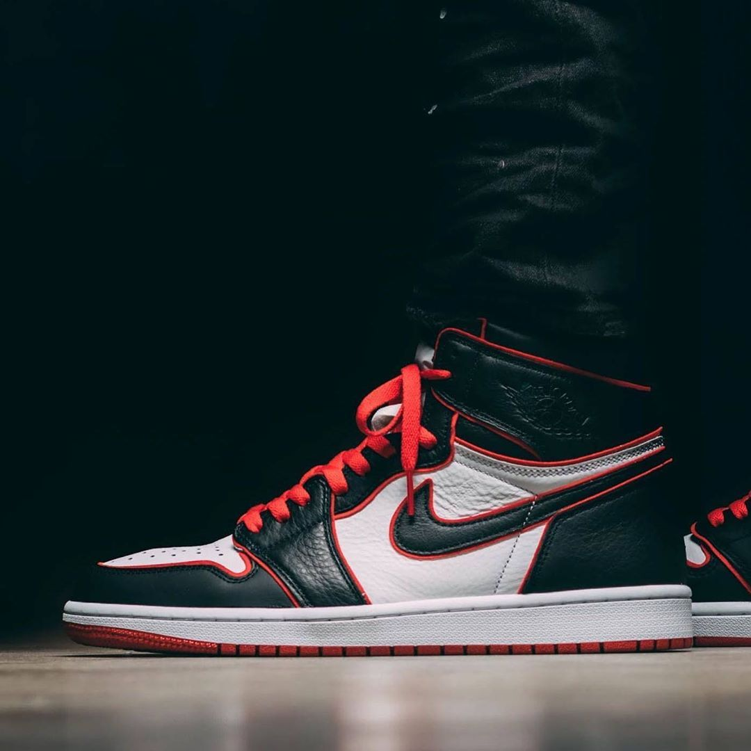 Behind The Scenes By Sneakernews In 2020 Jordan 1 Retro High Air Jordans Air Jordan Shoes