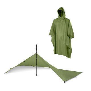 Golite Poncho Tarp 60 Multi Purpose Gear Shelter Rain