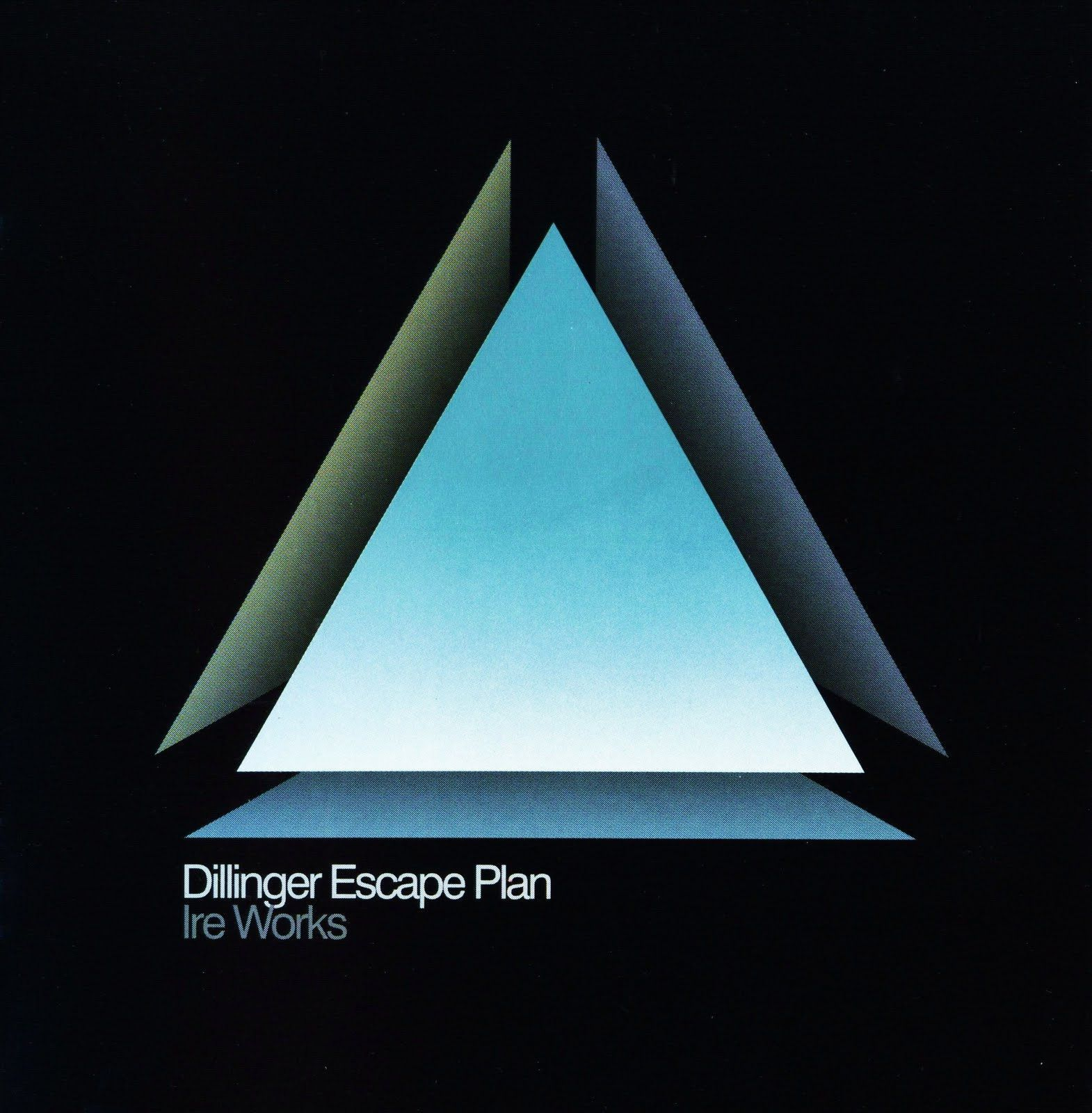 The Dillinger Escape Plan Ire Works On Vinyl Lp Awaiting Repress Escape Plan Cool Album Covers Music Artwork
