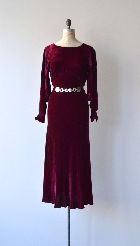 Pin von Kathrin R. auf 1930 | Vintagekleid, Altmodische ...