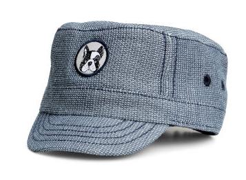 Gorra algodón perrito -H&M-