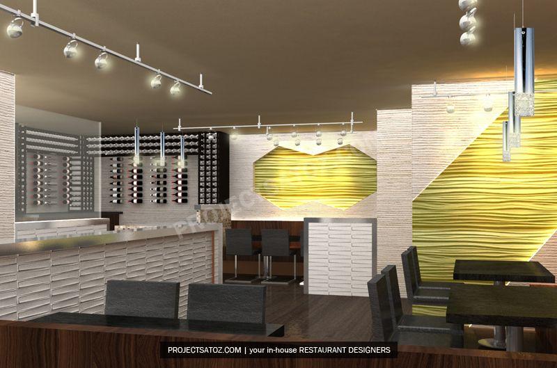 Modern Restaurant Design modern tasteful thai restaurant design | modern tasteful thai
