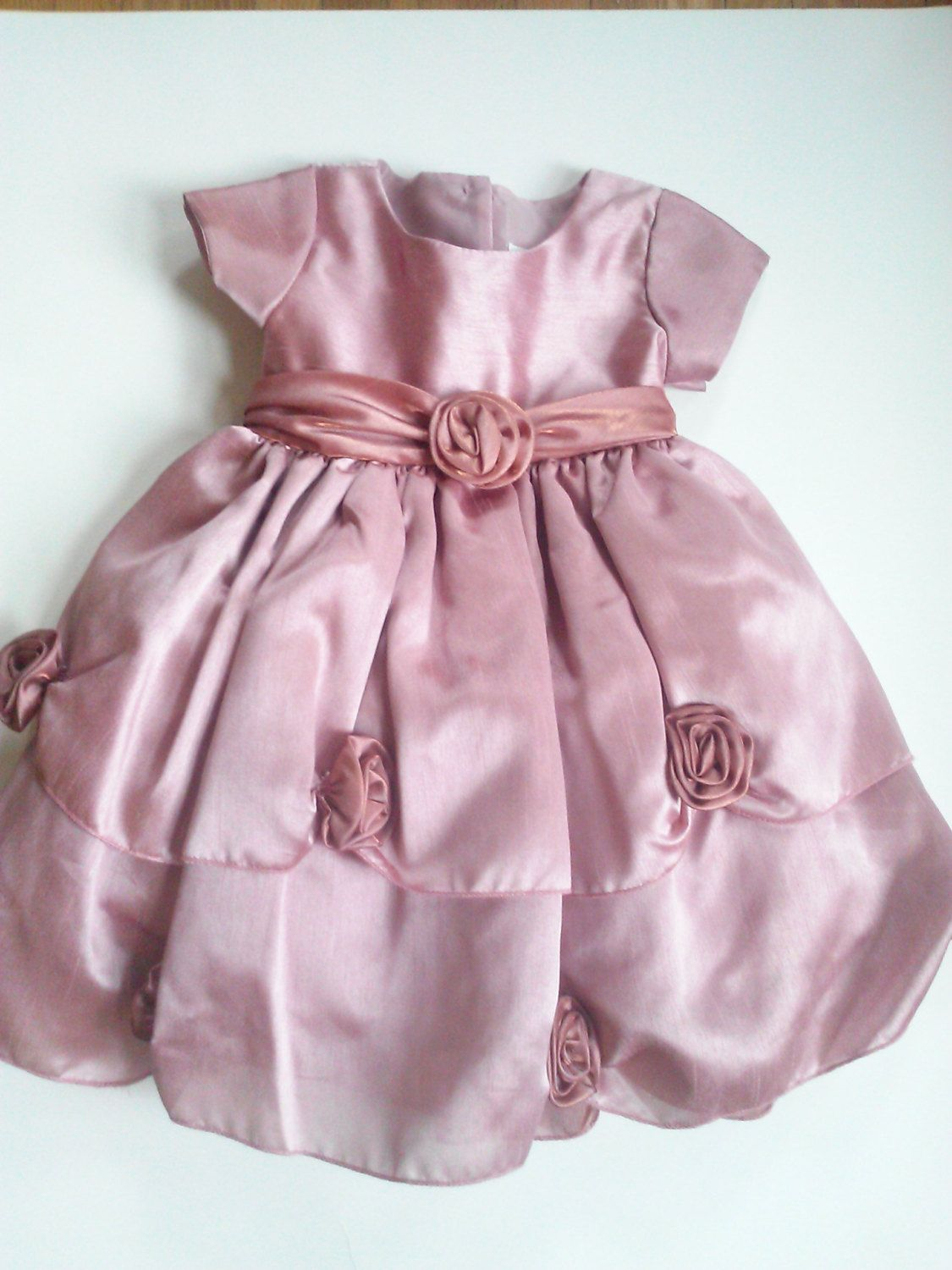 2T Vintage Swea\' Pea & Lilli Petal Pink Party Dress with Tulle ...