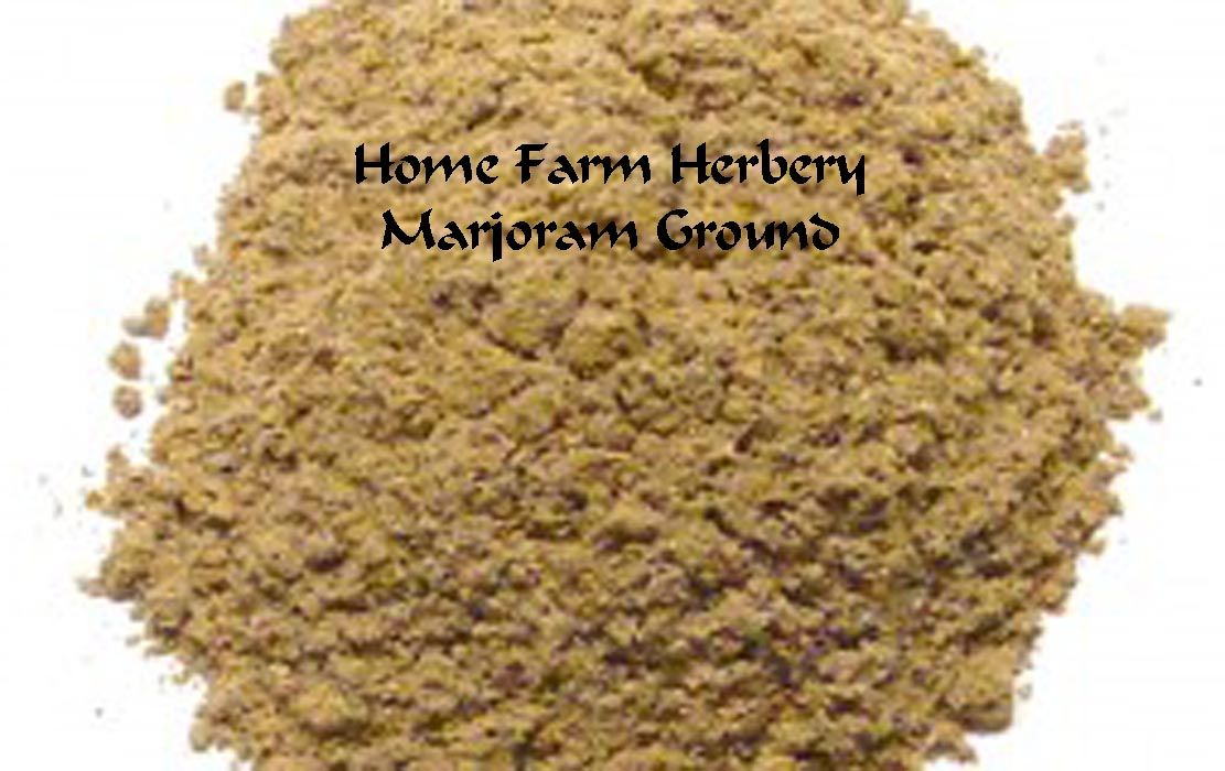 Marjoram Ground, Chemical-Free, Free ..., Food items in Hart County