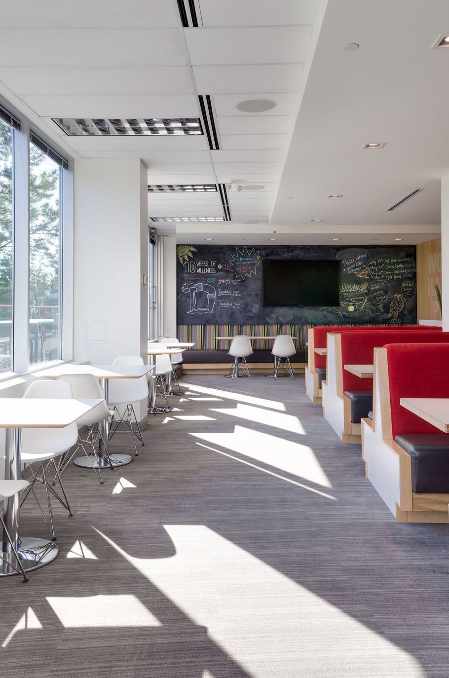 Ssdg Interiors Inc Workplace Hi Tech Clio Award Winning Interior Design Of Clio A High Tech