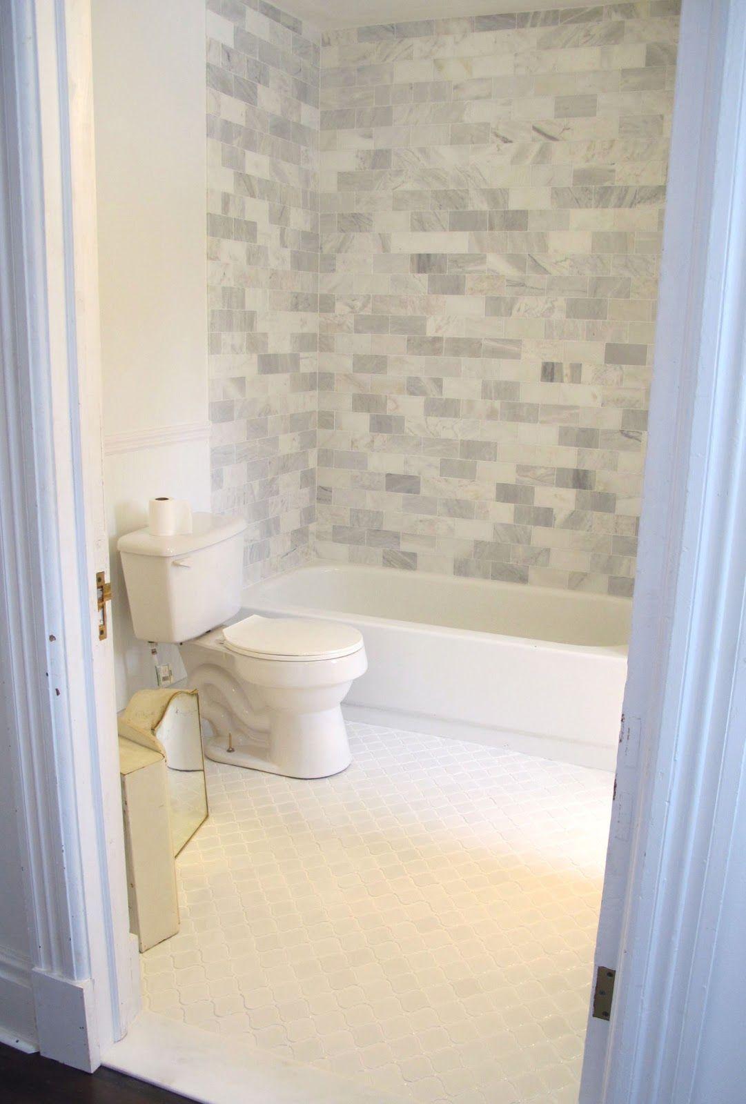Black And White Tile Bathroom Modern Decoration On Bathroom Design ...