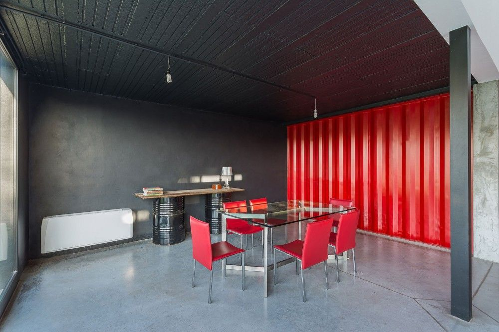 Gallery of Container House / José Schreiber Arquitecto – 4