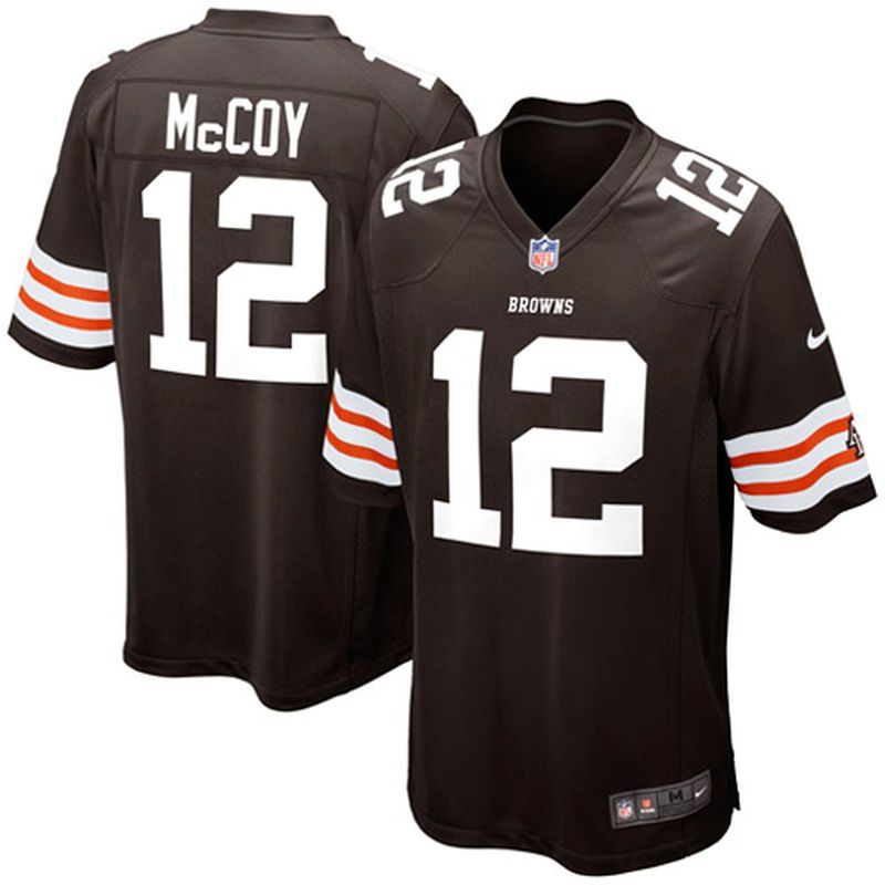 0c839c1a Nike Colt McCoy Cleveland Browns Historic Logo Youth Game Jersey ...