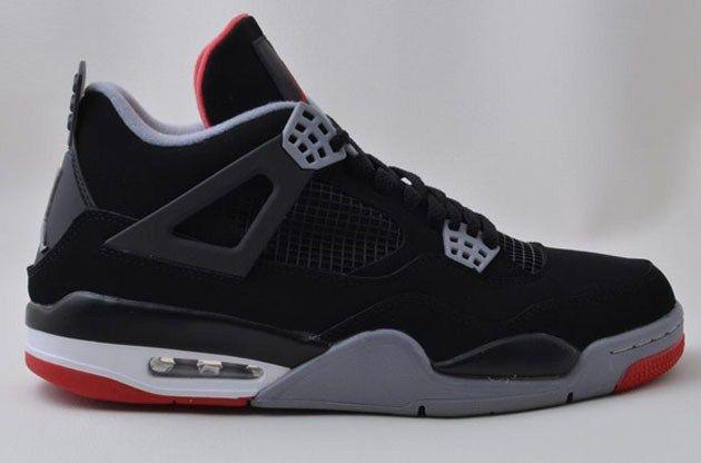 Air Jordan Iv Bred Air Jordans Air Jordans Retro Air Jordan 4 Bred