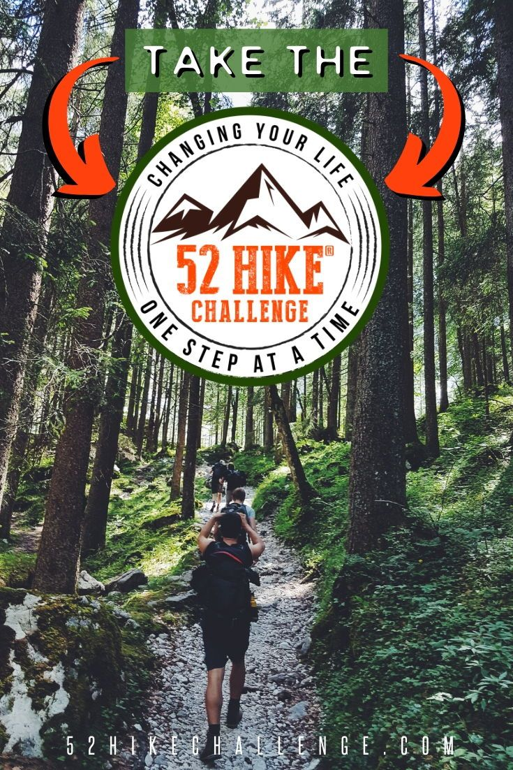 Photo of Have You Heard of The 52 Hike Challenge?