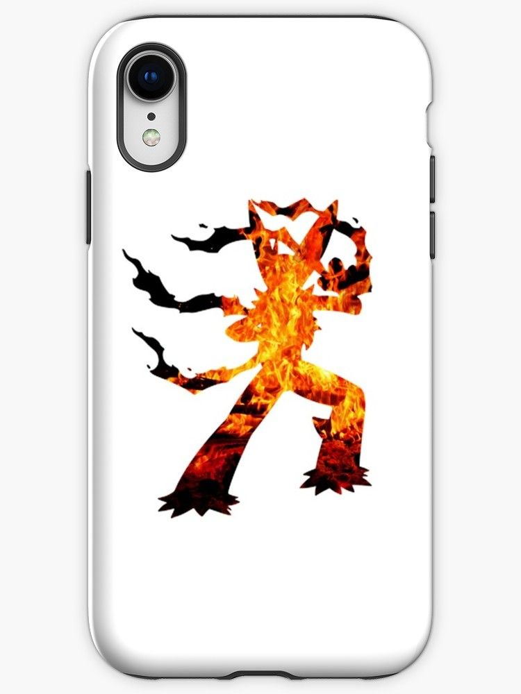 Pokemon Mega Blaziken iphone case