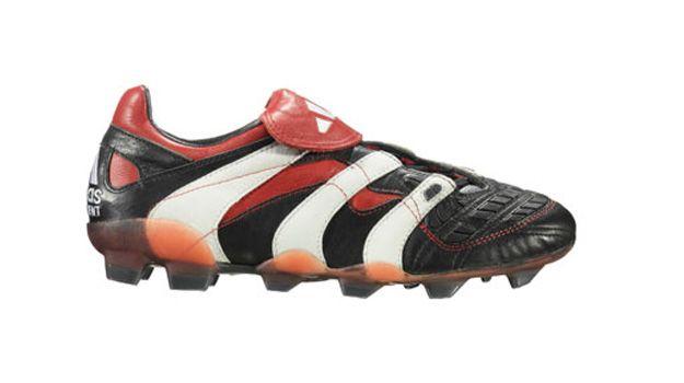 hot sale online a01b3 6d298 Adidas Predator Accelerator 1998