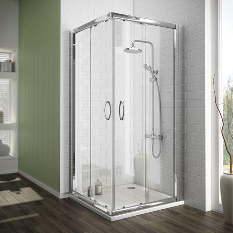 The best quality Corner Shower Enclosures ,D Shape Shower ...