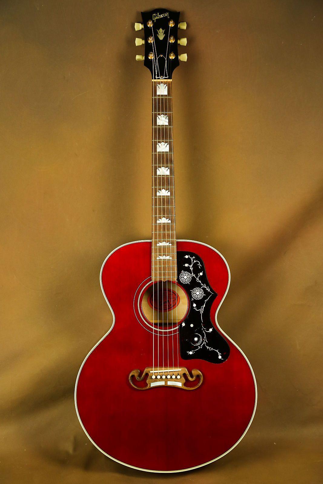 Gibson J 200 Jr Ren Ferguson Custom Acoustic Guitar Sj 200 The Acoustic Room Reverb Gibson Custom Acoustic Guitars Best Acoustic Guitar Gibson Acoustic