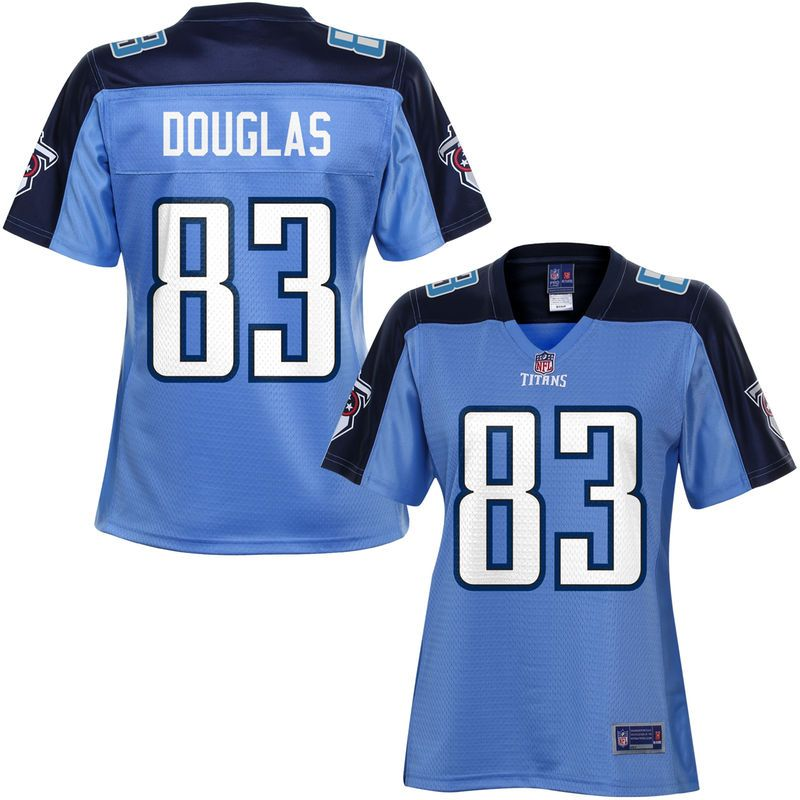 cd58f480 NFL Pro Line Womens Tennessee Titans Harry Douglas Team Color Jersey ...