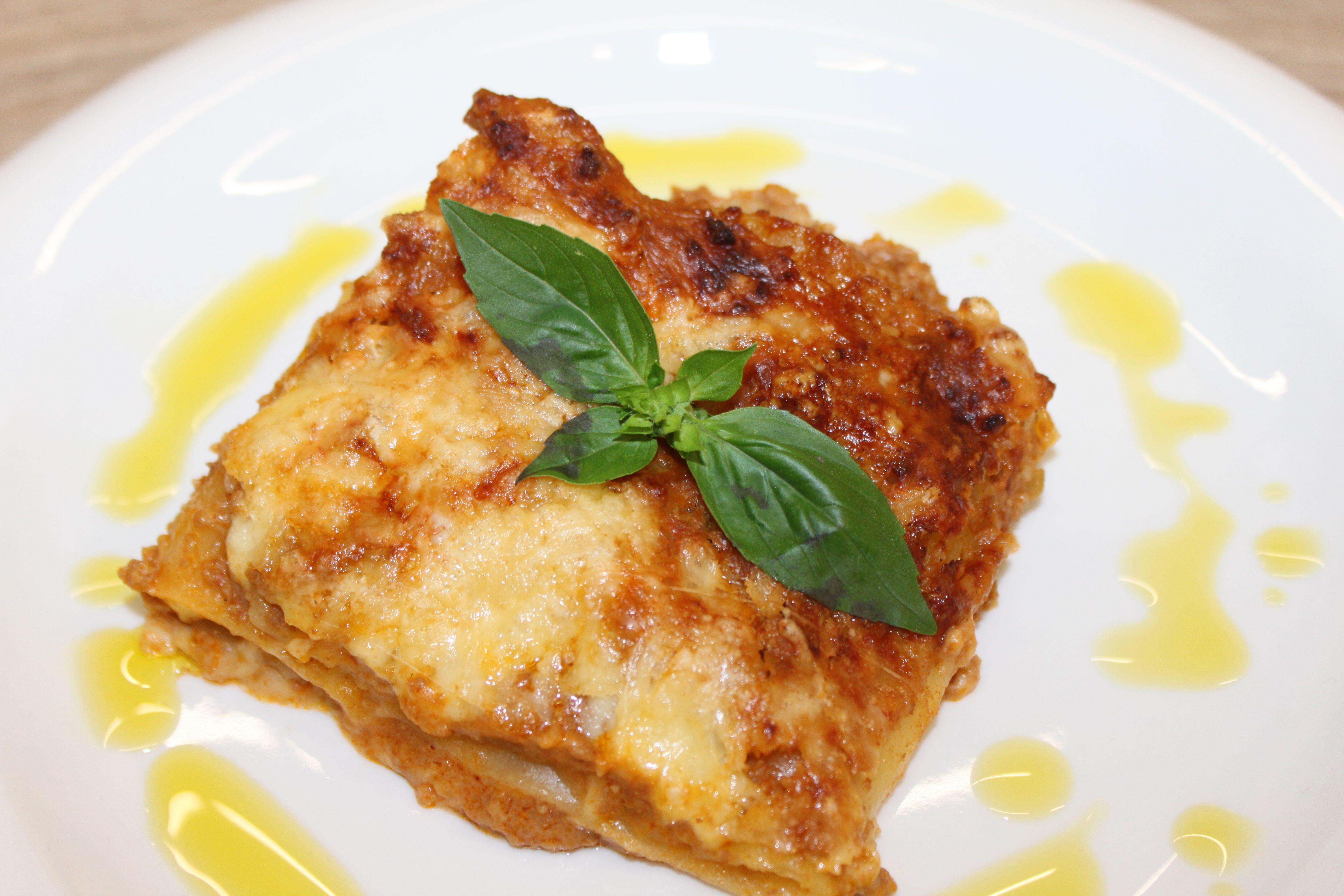 Boloňské lasagne