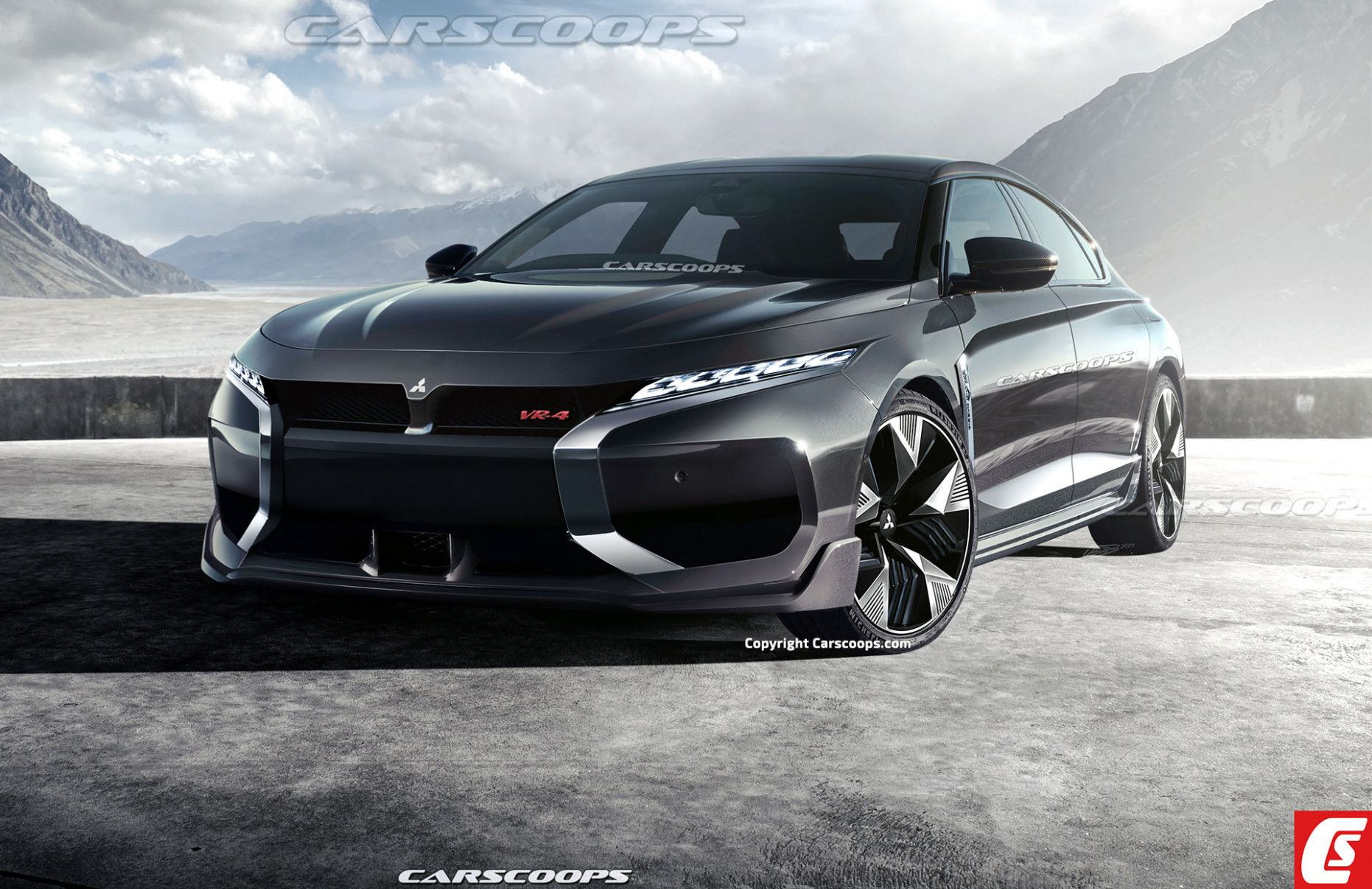 New 2020 Mitsubishi Outlander Interior