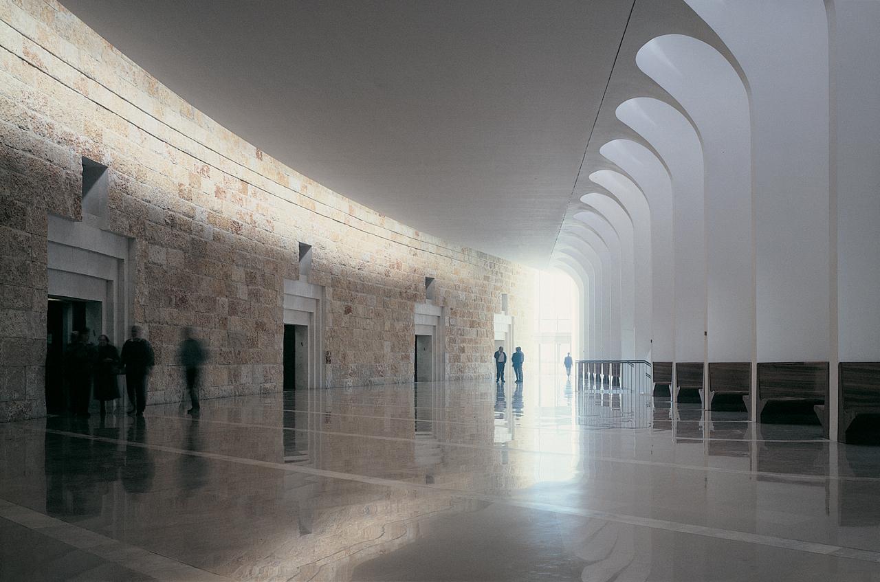 Gallery Of Supreme Court Building In Jerusalem Ada Karmi Melamede Architects Ram Karmi 13 Supreme Court Building Architect Architecture