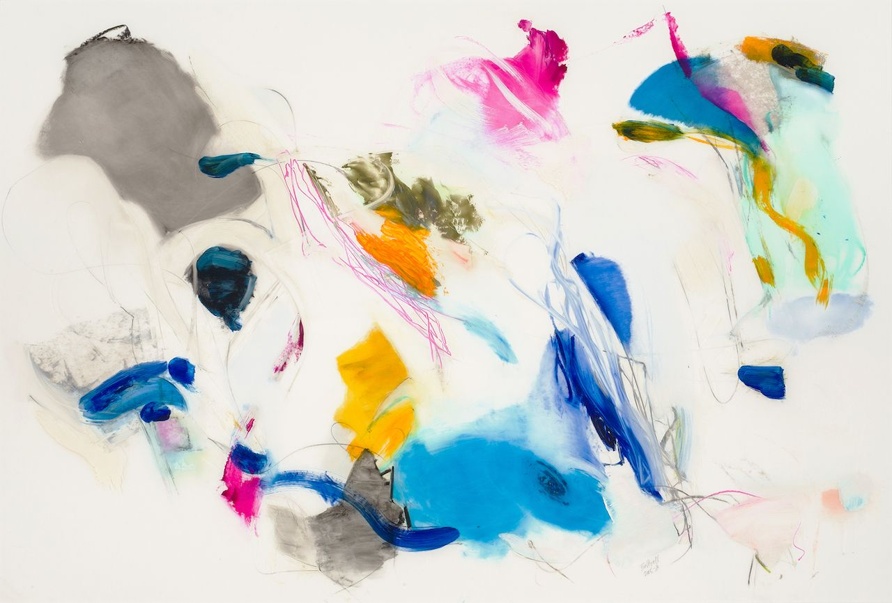 What I Think I See in the Paintings of Jan Baltzell | Art